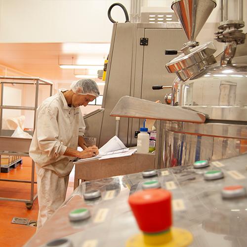 machine production abc texture