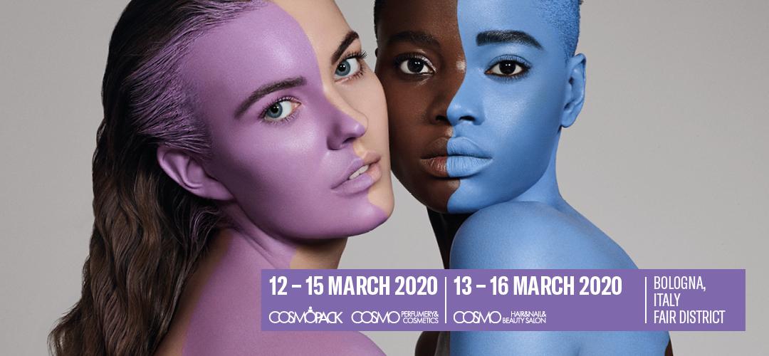 Affiche Cosmoprof Bologne 2020