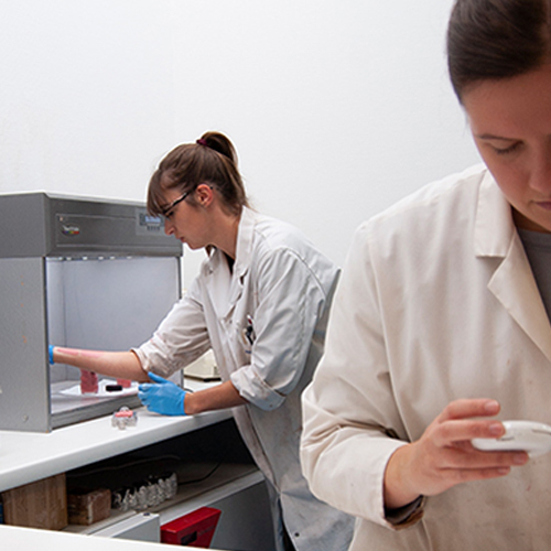 laboratoire test machines